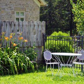 Come arredare il giardino di casa?
